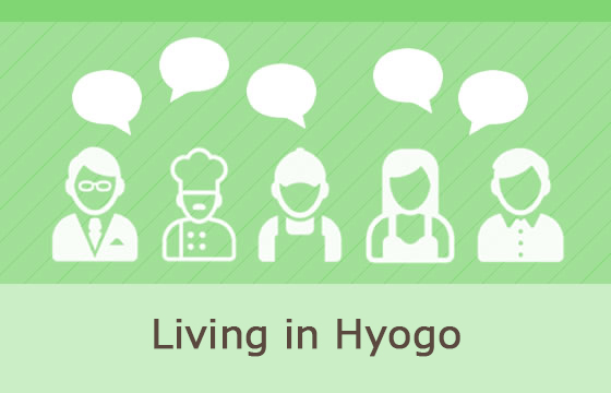 Living in Hyogo