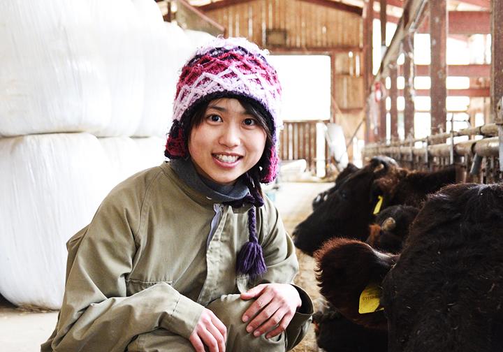 牧場オーナーの暮らし方に魅せられて、 東京都心から兵庫県養父市大屋町に移住。