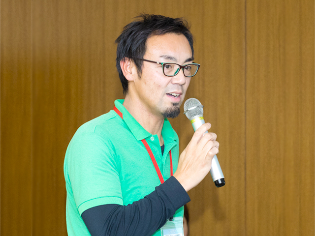 写真:田中さん